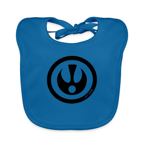 FITTICS SHIELD Red - Organic Baby Bibs
