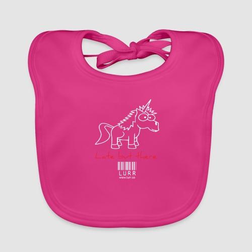 lurr unicorn - Organic Baby Bibs