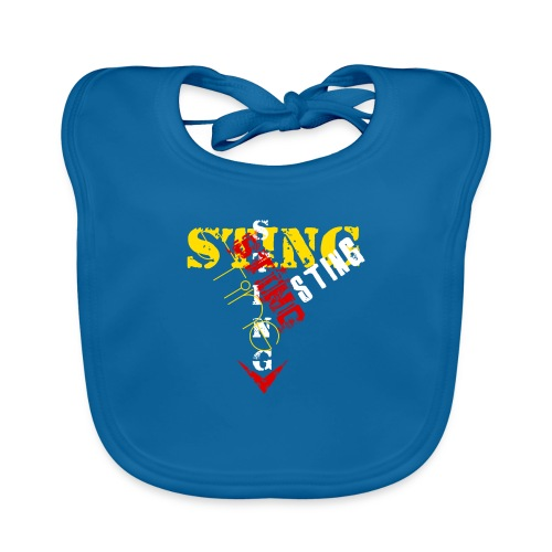 Sting - Ekologisk babyhaklapp