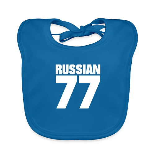 77 Russia - Baby Bio-Lätzchen