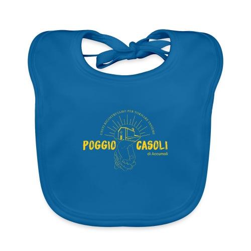 Poggio Casoli_Istituzionale_Giallo - Bavaglino ecologico per neonato