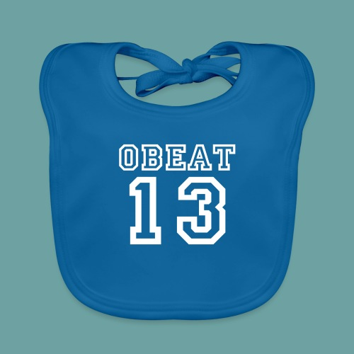 Obeat Limited Edition - Bio-slabbetje voor baby's