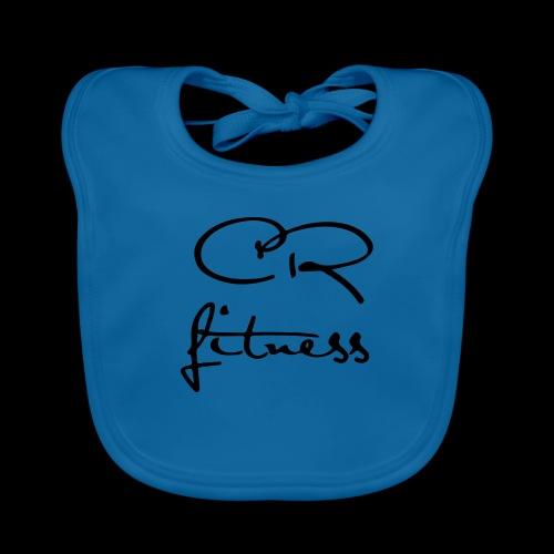 CRfitness logo mono onlight - Ekologisk babyhaklapp