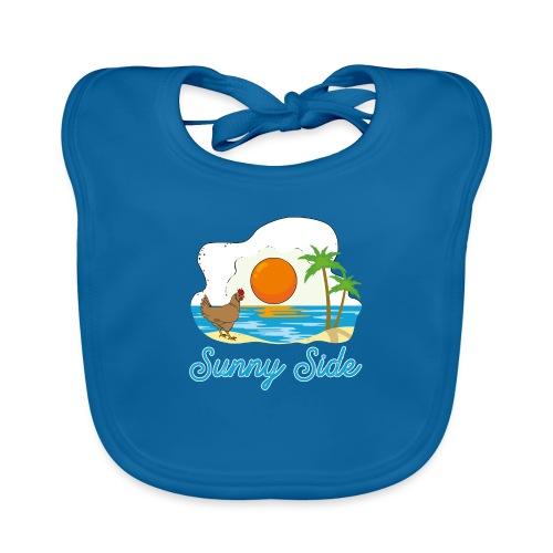 Sunny side - Bavaglino ecologico per neonato