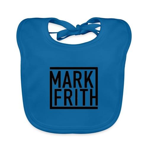 MARK FRITH Logo BLACK - Organic Baby Bibs