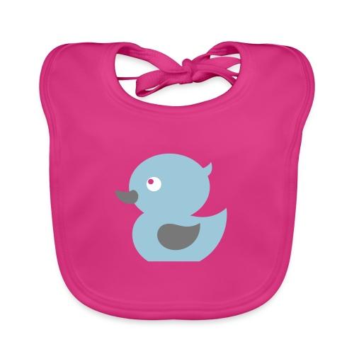 Baby Ente Geschenkidee - Baby Bio-Lätzchen