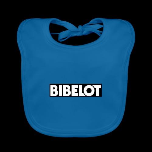 Bibelot Logo - Bio-slabbetje voor baby's