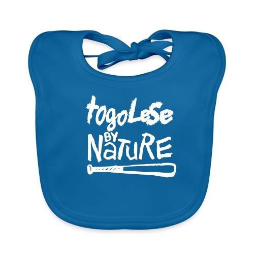 TOGOLESE BY NATURE - Bavoir bio Bébé