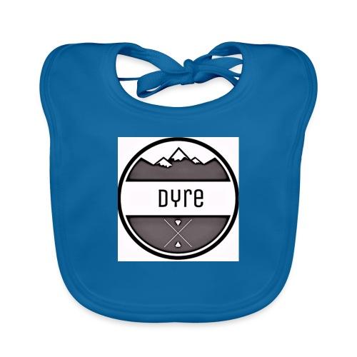 logo DYRE - Bavoir bio Bébé