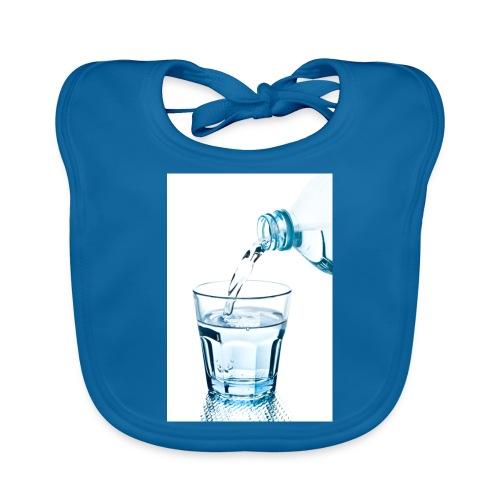 Glas-water-jpg - Bio-slabbetje voor baby's