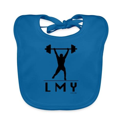 170106 LMY t shirt vorne png - Baby Bio-Lätzchen