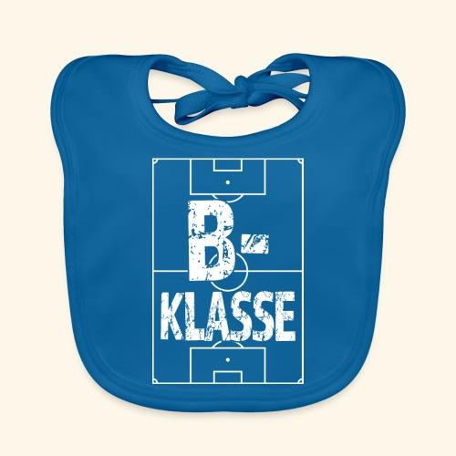 B-Klasse im Fußballfeld - Baby Bio-Lätzchen