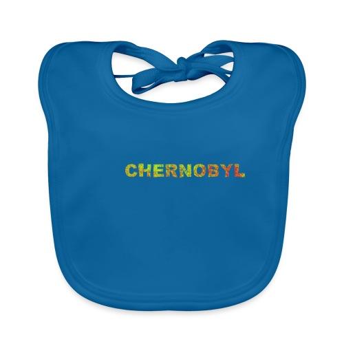 Radioaktives Tschernobyl Shirt - Vorsicht explosiv - Baby Bio-Lätzchen