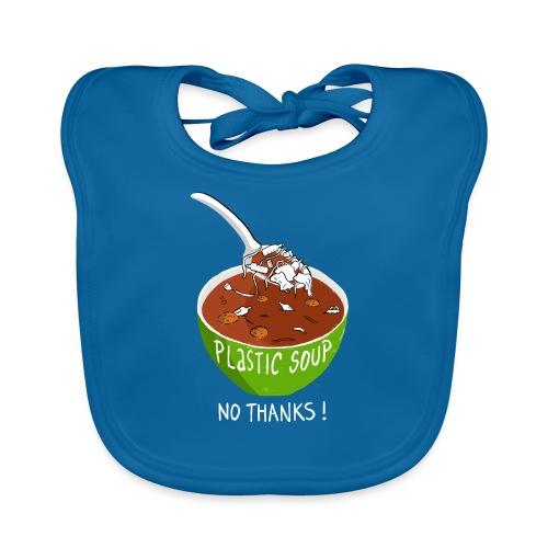 Plastic Soup No Thanks - Bio-slabbetje voor baby's