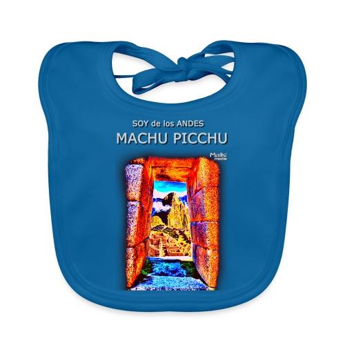 SOJA de los ANDES - Machu Picchu I. - Baby Bio-Lätzchen