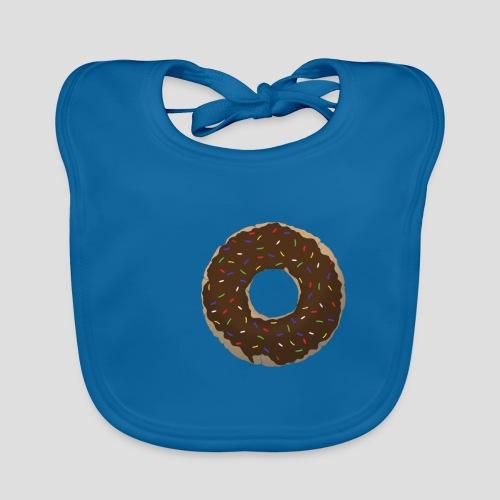 Wähle deinen Donut - Schoko | für Alle - Baby Bio-Lätzchen