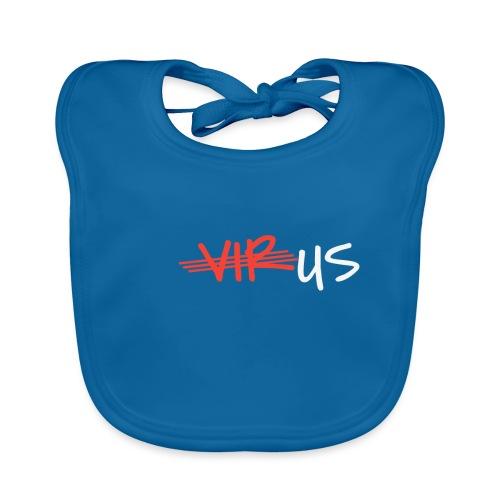 T-Shirt gegen Corona und für ein Miteinander - Baby Bio-Lätzchen