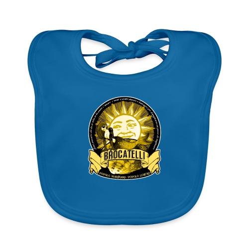 T-Shirt PESCATORE - Bavaglino ecologico per neonato