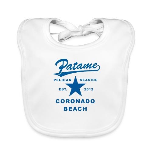 Patame Coronado Beach - Baby Bio-Lätzchen
