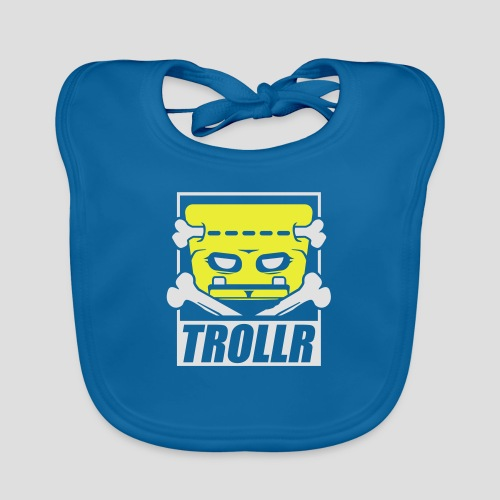 TROLLR origin - Bavoir bio Bébé