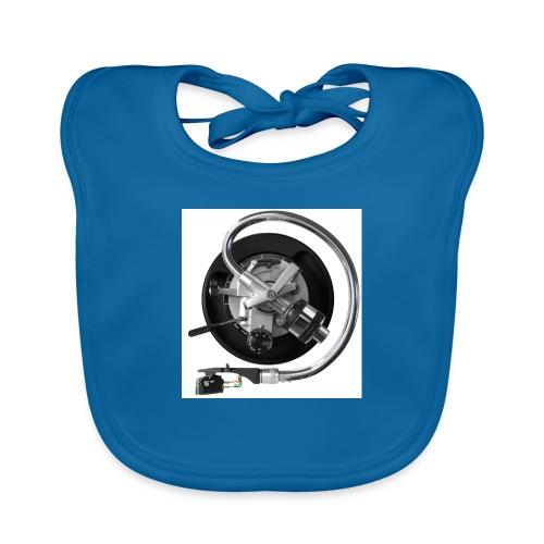 120dpiliebrandslarm - Bio-slabbetje voor baby's