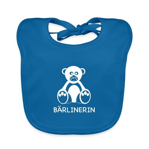 T-shirt Berlin / Bärliner - Baby Bio-Lätzchen