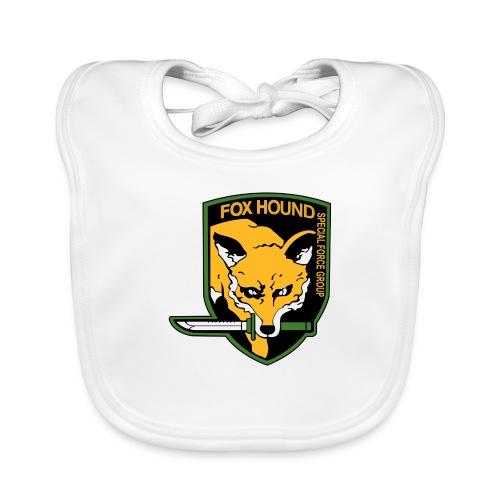 Fox Hound Special Forces - Vauvan luomuruokalappu
