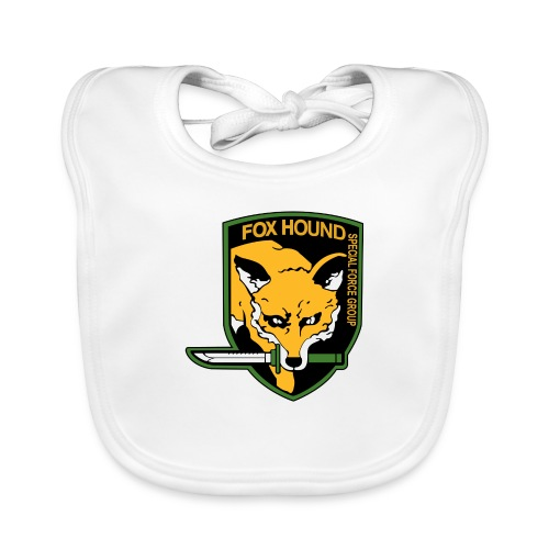 Fox Hound Special Forces - Vauvan ruokalappu