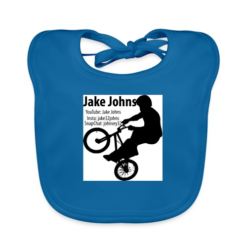 Jake Johns - Baby Organic Bib