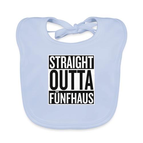 Straight Outta Fünfhaus - Baby Bio-Lätzchen