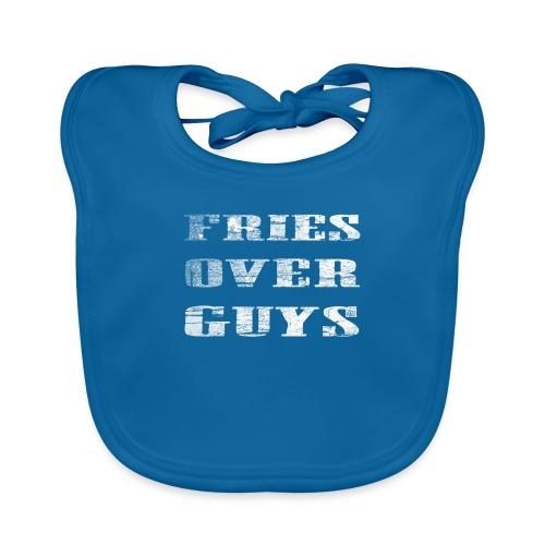 Fries Over Guys - Hagesmække af økologisk bomuld