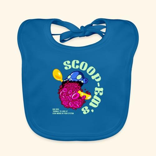 SCOOP EM - Baby Organic Bib