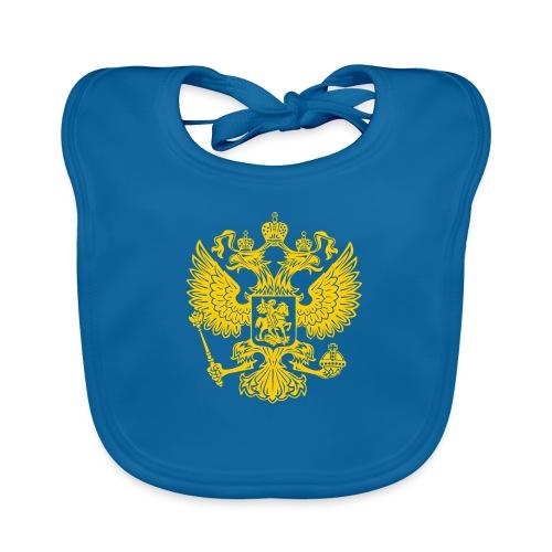 Russia Adler GOLD - Baby Bio-Lätzchen