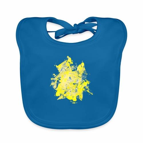 Paint It Yellow! - Baby Bio-Lätzchen