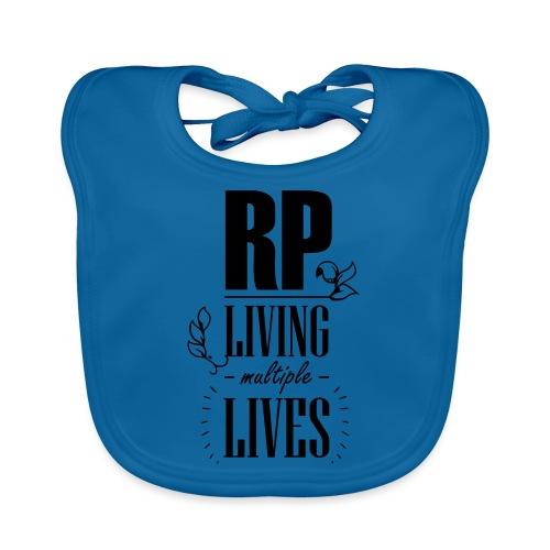 Role play - Living multiple lives - Hagesmække af økologisk bomuld