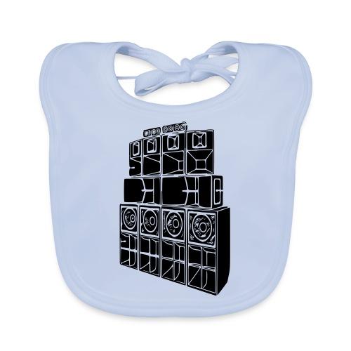 soundsystem - Baby Bio-Lätzchen