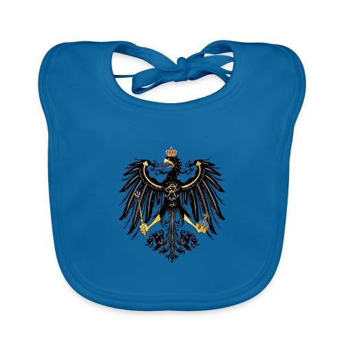 Preussischer Adler - Baby Bio-Lätzchen