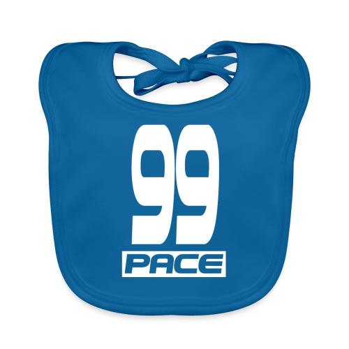 Het officiële 99 Pace T-Shirt (Vrouwen) - Bio-slabbetje voor baby's