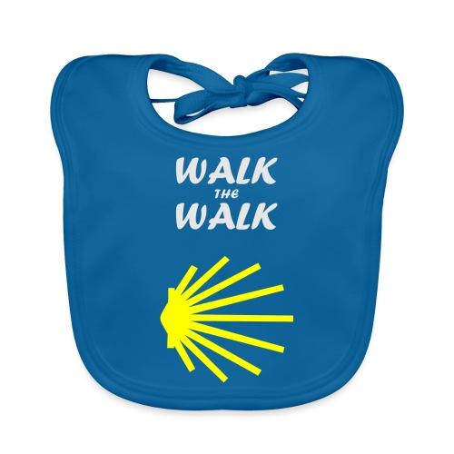 Walk the Walk - Camino de Santiago - Baby økologisk hagesmæk