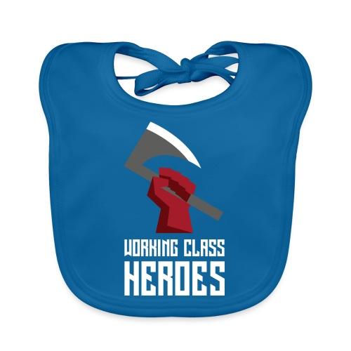 WORKING CLASS HEROES - Baby Organic Bib