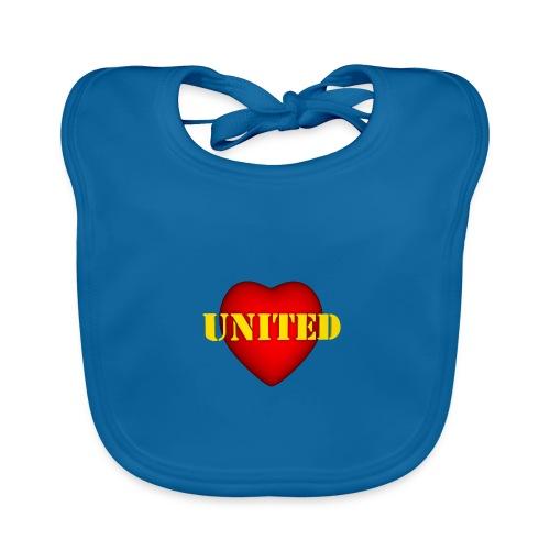 United - Bavoir bio Bébé