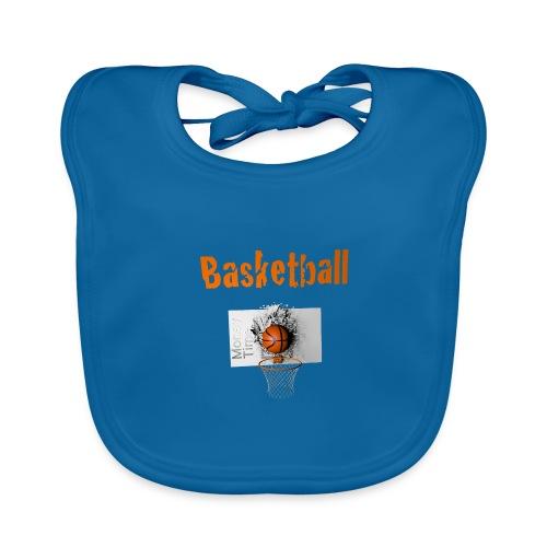 Money time BasketBall - Bavoir bio Bébé