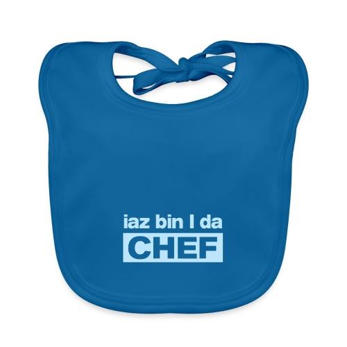 Iaz bin i da Chef - Baby Bio-Lätzchen