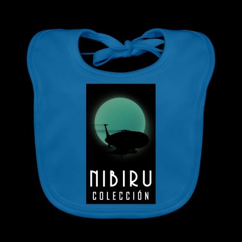 colección Nibiru - Babero de algodón orgánico para bebés