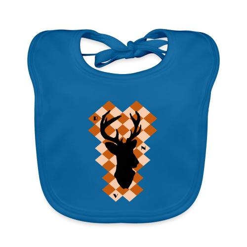 DeerSquare - Vauvan luomuruokalappu
