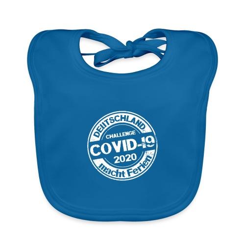 Covid-19 - Deutschland macht Ferien - Baby Bio-Lätzchen