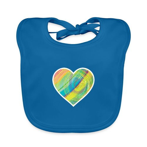 Spread the Love - Organic Baby Bibs