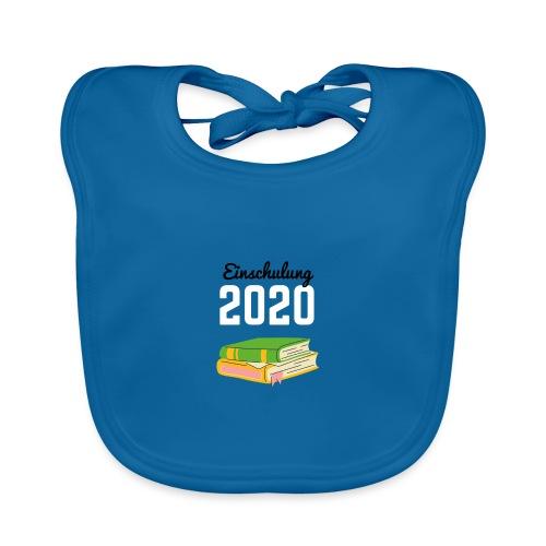 Einschulung 2020 - Baby Bio-Lätzchen