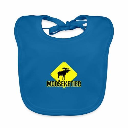 Moosketier - Bio-slabbetje voor baby's