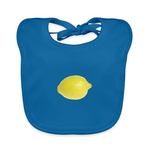 Zitrone - Baby Bio-Lätzchen